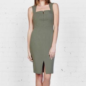 Bailey 44 Olive Green Sundown Dress